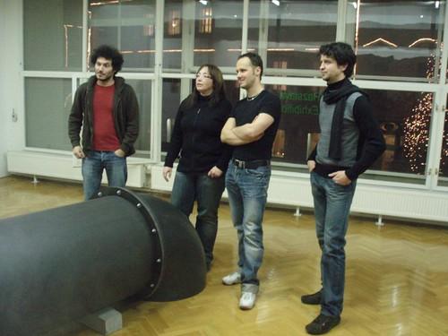 umjetnička skupina BridA