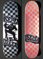 REAL / JT AULTZ / OPERATION IVY / 2007 / ARTIST: UNKNOWN (snake.williams) Tags: vintage graphics skateboarding oldschool collection skate skateboard