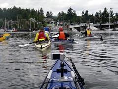 IMGP1109 (spuzzum42) Tags: kayak victoria kayaking brentwoodbay todinlet
