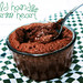 Dark Chocolate Souffle Cakes