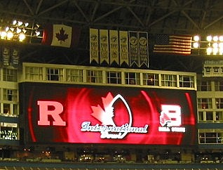 RU vs Ball State: 2008 International Bowl