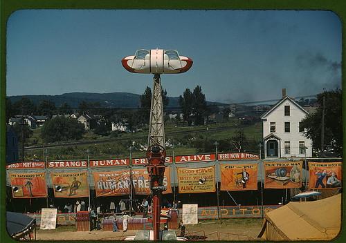 Vermont State Fair, 1941