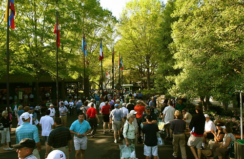 Augusta National Golf Club, Overview