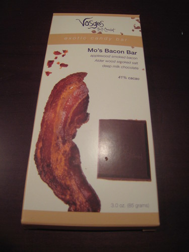 Bacon + Chocolate