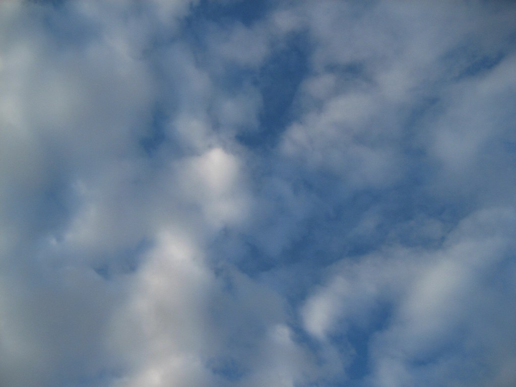 Saturday Sky 20080126