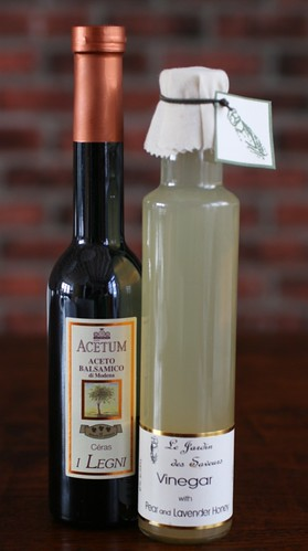 Food find: vinegars at Savor foods in Buckhead