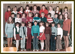Elementary School Class Photos from 1974 (Brechtbug) Tags: pictures from school portrait me public students wearing fashion kids night children for 1974 photo outfit student photos pennsylvania group picture evil front row grade class teacher suit pa stalker 1975 lancaster second 70s 1970s truly left kolchak primary 3rd elementary sucker seer the seersucker grammer hempfield landisville gymnasiam