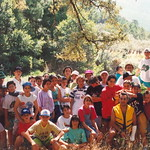 Campamento 1991 Primer Turno