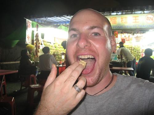 Gooey Durian....mmmm