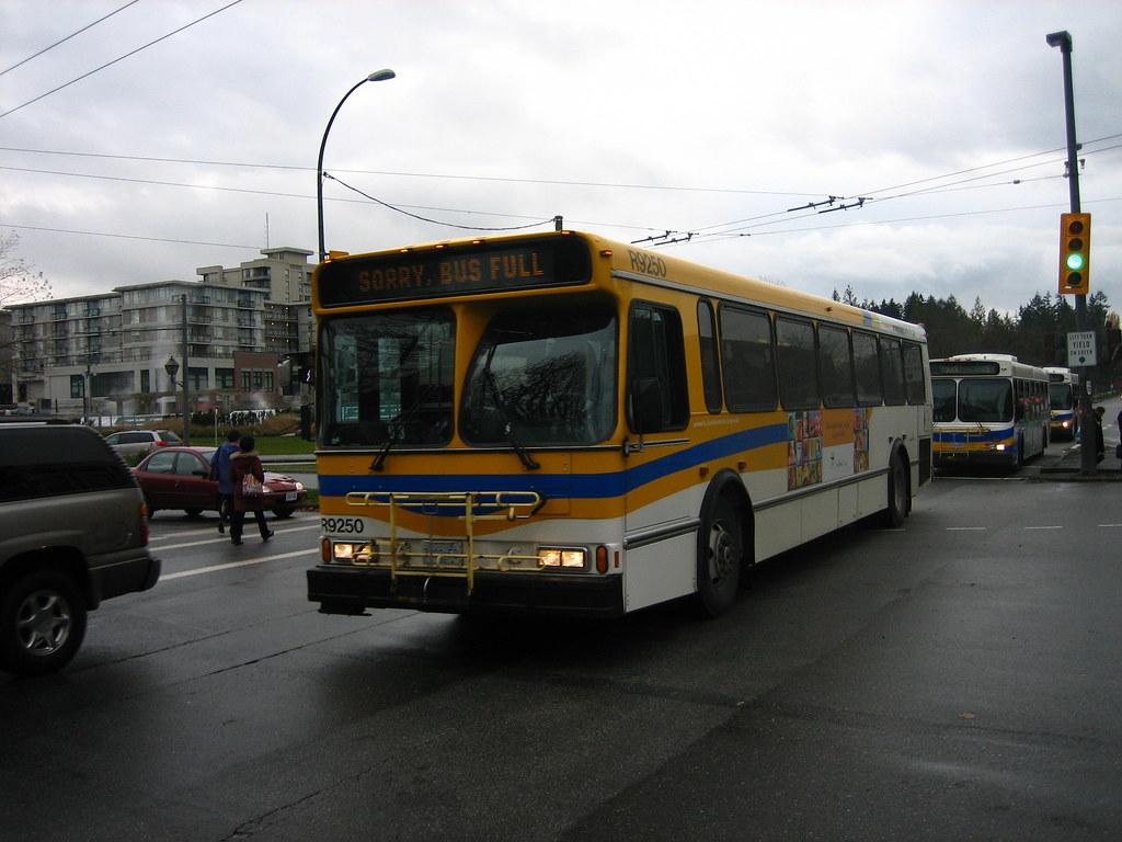 9250: Sorry Bus Full