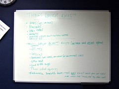 Photo of Whiteboard, by Richard Holden