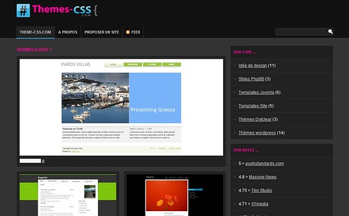 Themes-CSS