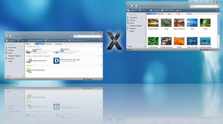 Vista OS X VS.02 Download - Vista Theme