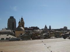 Genova vista dalla Torre Grimaldina