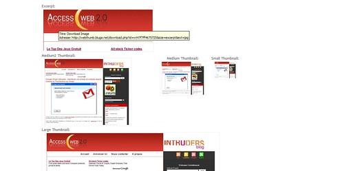 Bluga.net WebThumb