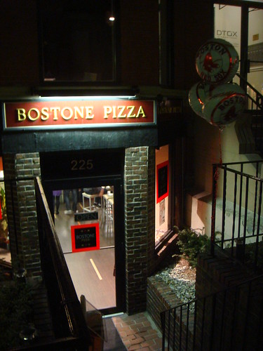 Bostone Pizza