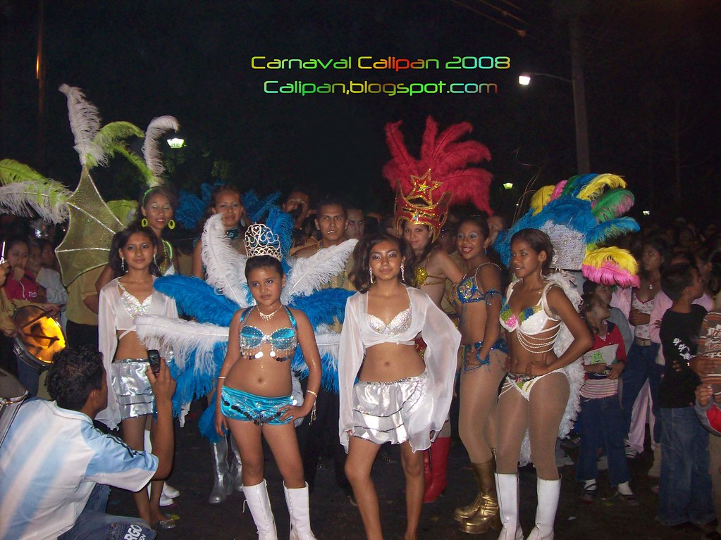 Carnaval Calipam....chicas Sexy's le_el