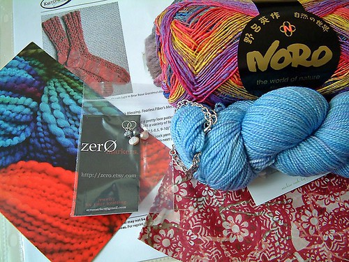 yarn4socks prize package