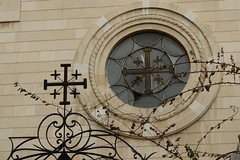 Two crosses (CharlesFred) Tags: peace middleeast syria damascus hospitality damas siria honour  levant syrien syrie suriye  syrianarabrepublic  middenoost   shoufsyria    welovesyria aljumhriyyahalarabiyyahassriyyah siri