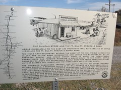 Exploring Oklahoma History: The Duncan Store and The Fort Sill and Fort  Arbuckle Road