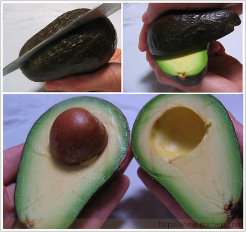 HOW TO Avocado