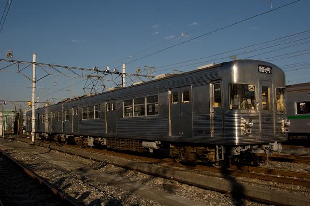 東京メトロ3000系