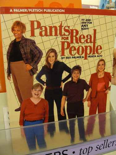 """Pants for Real People."""