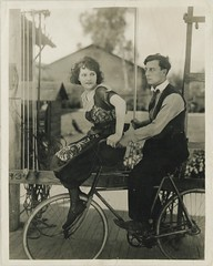 buster and sybil seedy (Stella Sabata comes to Kill!) Tags: vintage comic antique handsome actor legend talented silverscreen busterkeaton silentcinema