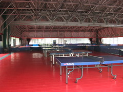 Tabletennis training center