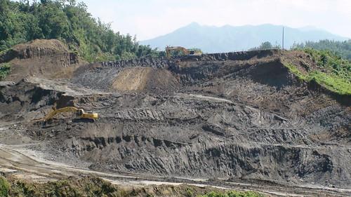 TEIA - 台灣環境資訊協會 拍攝的 湖山水庫大面積裸露-1;圖片提供:雲林縣環境保護聯盟協會總幹事廖冠貿。