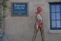 Backroom Coffee Bar (The Real Santa Fe) Tags: canyonroad