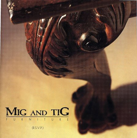Mig and Tig Furniture Offers Hand Crafted Products and Kirk Captures it!