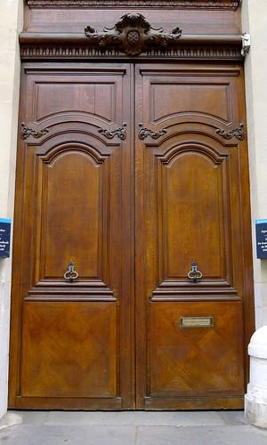 Rich Wood Door