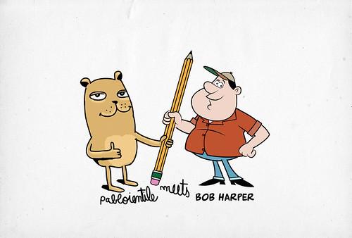 pabloientile meets Bob Harper