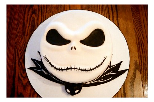 Jack cake by Little Sweeties Cupcakes