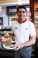 Alanya Hancı Pastanesi, Tarçınlı Kek