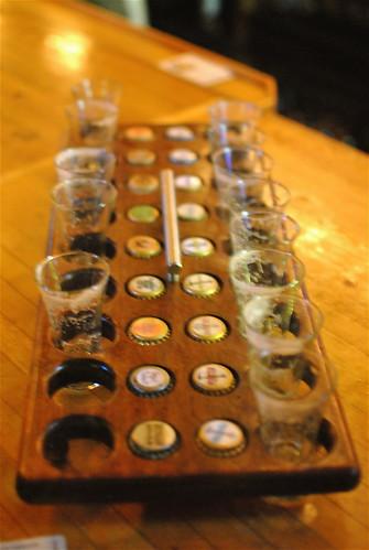 empty sampler