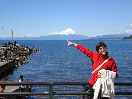 Este es el volcán