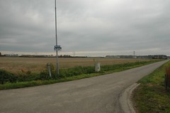 Just past the town limits, it's farmland all around (trekamerikalover) Tags: hometown dutchhouses autumnfolliage
