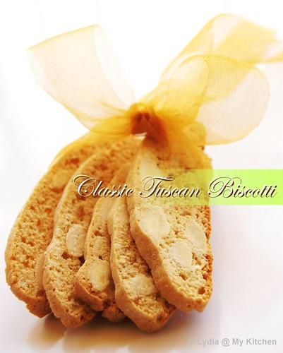 Classic Tuscan Biscotti