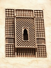 moucharabieh dans la medina agadir (foxette-foxy-fox) Tags: agadir maroc medina moucharabieh polizzi