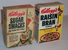 Sugar Smacks & Raisin Bran