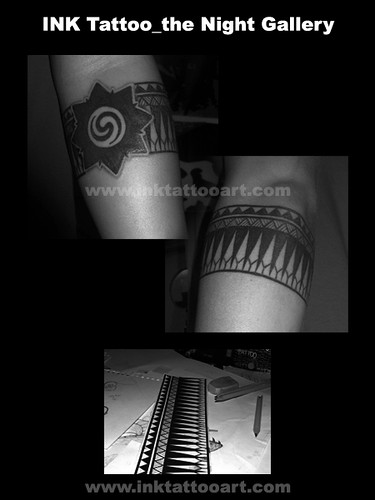 I been looking at some polynesian tribal and some filipino tribal tattoos.