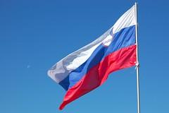 Slovenian flag (Crt Ahlin) Tags: slovenia national falg