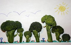 Broccoli forest (www.papitsa.gr) Tags: trees forest drawing brocoli