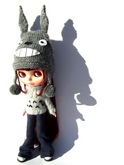 my neighbour Totoro (hello-d) Tags: ut doll tour ultimate totoro ghibli blythe takara momolita