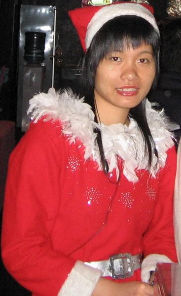 mère noel a Guangzhou