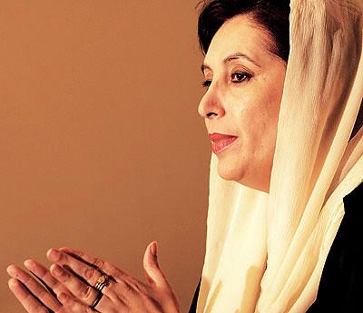 Flickr: AnnaEA - Banazir Bhutto