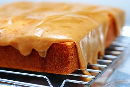 caramel cake | smitten kitchen