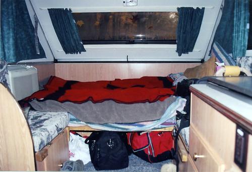 Aliner LXE Bed